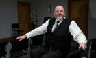 Funeral director Paul Deans