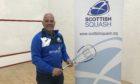 Forres Squash Club stalwart David Taylor