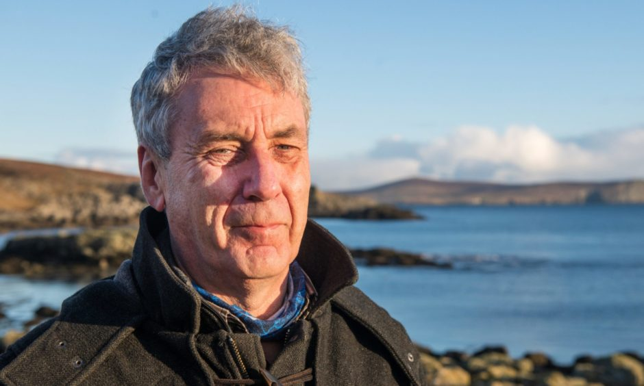 Donald S Murray has been researching biological warfare tests carried out by the UK and US governments in the Western Isles in 1952.