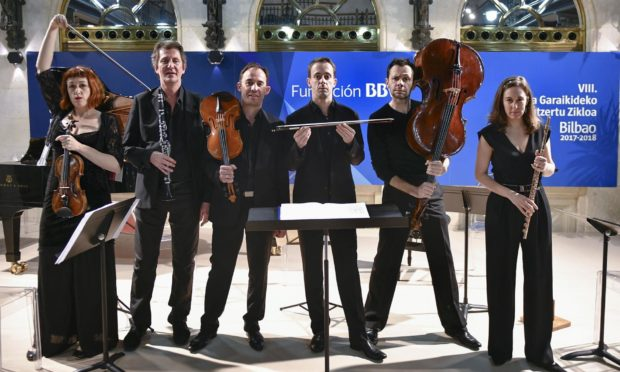 The French contemporary music group, The Ensemble Court Circuit will perform at Sound Festival in January 2021.