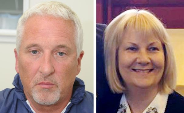 Keith Farquharson was jailed for 15 years for murdering his wife, Alice, last August.