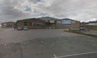 Fraserburgh Leisure Centre.