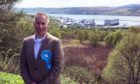 Argyll and Bute Councillor Gary Mulvaney