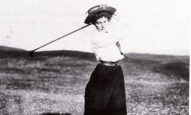 Dorothy Campbell was one of the early trailblazing golfers.