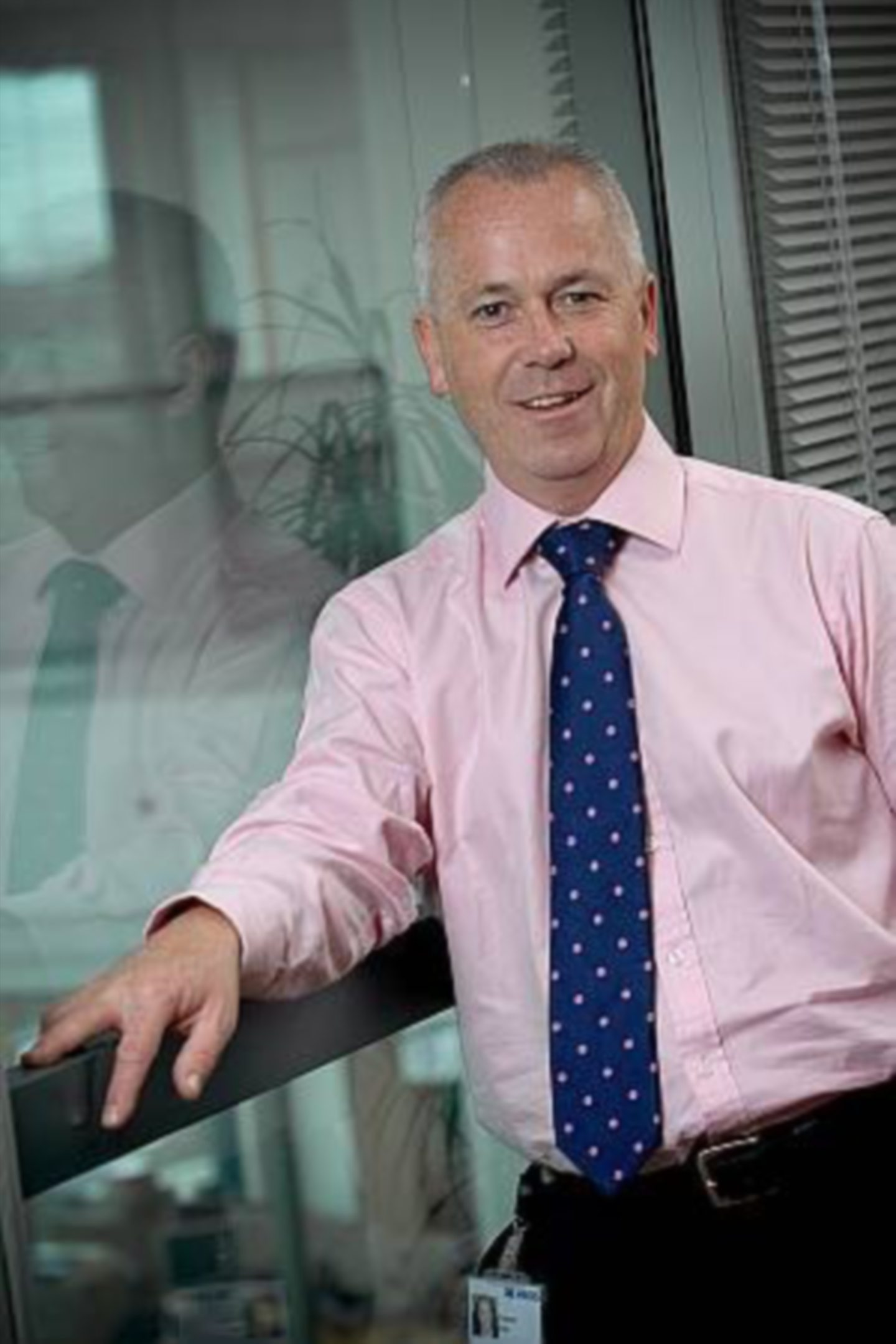 Graham Blair, mortgages director for Bank of Scotland