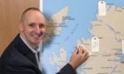 Visit Scotland regional leadership director Chris Taylor.