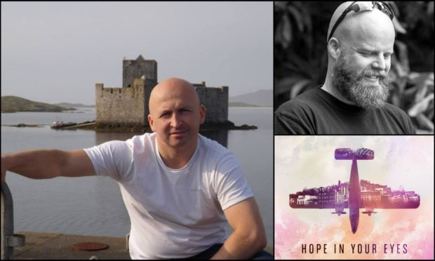 David Roddie has penned a song in tribute to his friend and former firefighter Brian MacDonald who died of MND