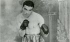 Dundee champion boxer Jim Brady fought in the Tussle of Tannadice in 1941.