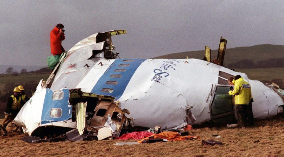 Lockerbie bombing suspect