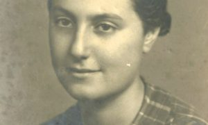 Lotte Friedman lived in Aberdeen during the Second World War