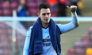 Patience pays off as Ross County keeper Ross Laidlaw relishes latest top-flight chance