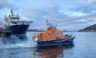 Oban Lifeboat