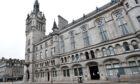 An image of Aberdeen Sheriff Court
