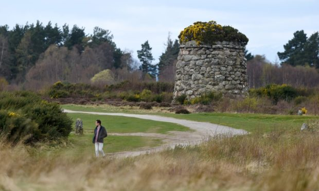 The Culloden Battlefield
