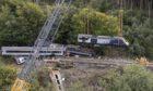passengers who survive train crash