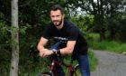 Kyle Bisset is preparing to hike, run, cycle and swim 185 miles for his Feel Better Tour.