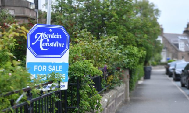 House prices: Inverness has been declared the best-faring Scottish city, with Aberdeen the worst.