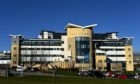 Royal Aberdeen Children's Hospital at Foresterhill Health Campus. Picture by Kenny Elrick.