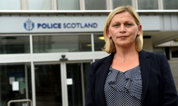 Detective Inspector Fionnuala McPhail