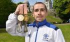 Aberdeen paralympic favourite Neil Fachie.
