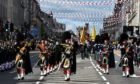Armed Forces Day in Aberdeen, 2017    Picture by KENNY ELRICK     24/06/2017