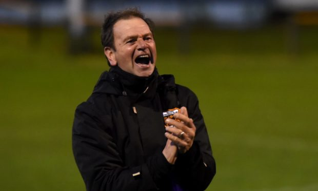 Rothes manager Ross Jack believes Lewis Hyde will be a good addition