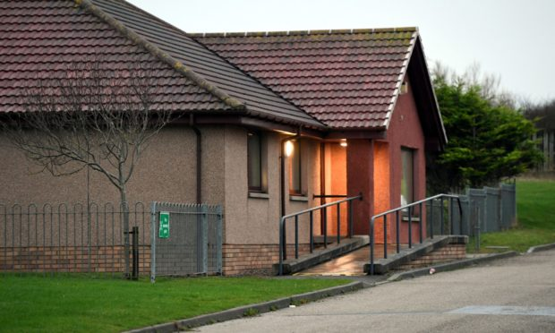 The Respite Bungalow on Robertson Road, Fraserburgh.