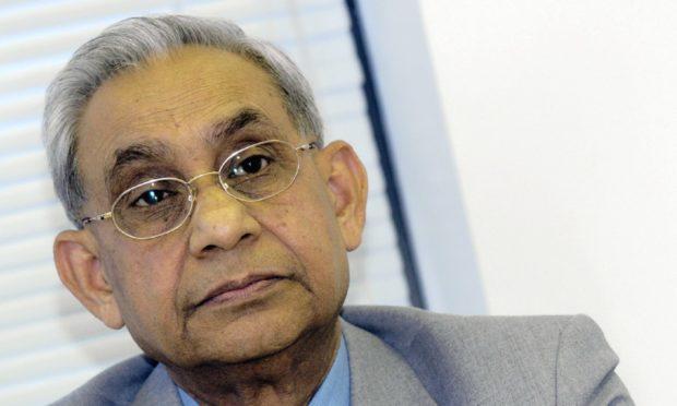 Dr Arun Mukerjee has died age 85.