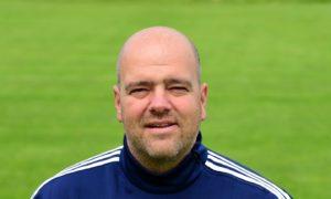 New Deveronvale manager Craig Stewart