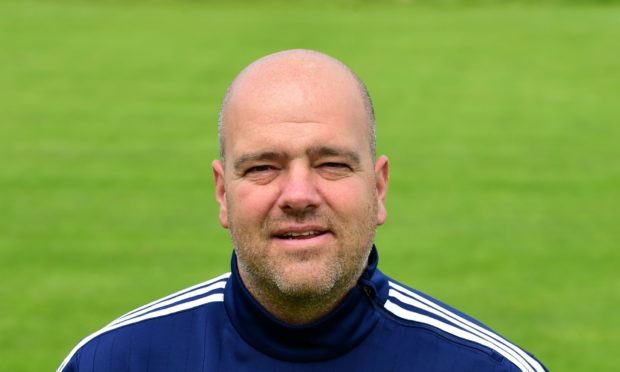 Craig Stewart admits there would be a lot for him to consider if he was offered the Deveronvale job permanently