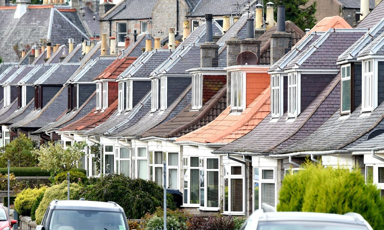 Aberdeen fared the worst of all Scottish cities when it came to 2020 house prices, while Inverness performed the best.