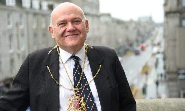 Lord Provost Barney Crockett wants the city to strengthen its economic relationship with Corby, Northamptonshire to make the most of historic ties.