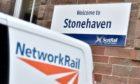 Network Rail Stonehaven crash