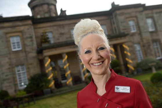 Kathy McGrath-Gunn, manager of Anderson's Care Home.