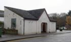 Picture by SANDY McCOOK    27th November '20 File Pics. Alness Public toilets.