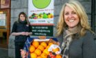 Lisa Duthie, chief executive of Community Food Initiatives North East (Cfine).