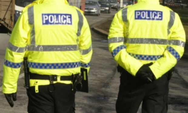Police are appealing for people to keep an eye out for stolen building materials