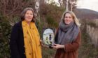 Author Sabine Muir, left, and illustrator Agnieszka Brozek, right, have created a new book called The VIBs: The Very Important Bees.
