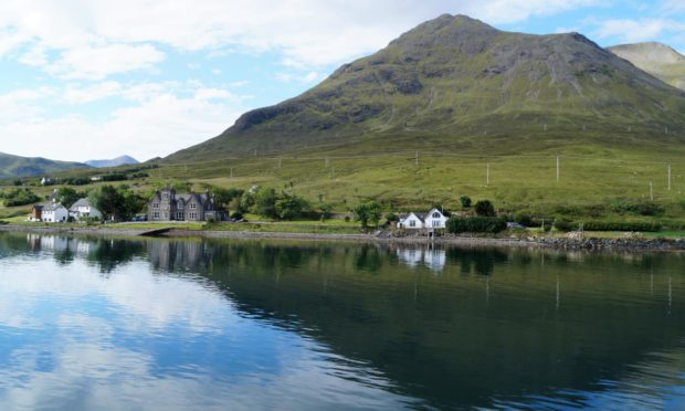 Every step on the Isle of Raasay evokes poet Sorley MacLean's writing, says Angus Peter Campbell