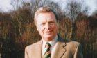 Robert Wood, who has died aged 96.