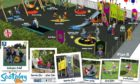 Plan visuals of a new all-inclusive play area, Westhill