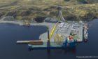 Stornoway deep water terminal
