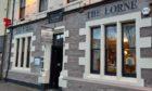 The Lorne bar, Oban.