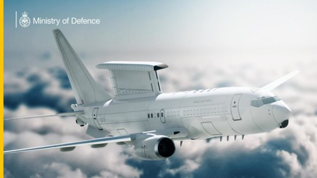The UK's Wedgetail fleet will be based at RAF Lossiemouth.