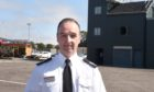 Local senior officer Bruce Farquharson