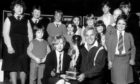 Comedian Freddie Starr was on stage at Aberdeen Arts Centre when he handed over awards for the Keep Aberdeen Tidy schools competition in March, 1984. Freddie, who was appearing at the Capitol, took time off from   rehearsals to travel down Union Street by horse-drawn carriage to present the prizes. Harlaw Academy pupil Sara Gallie was the overall winner of the competition.