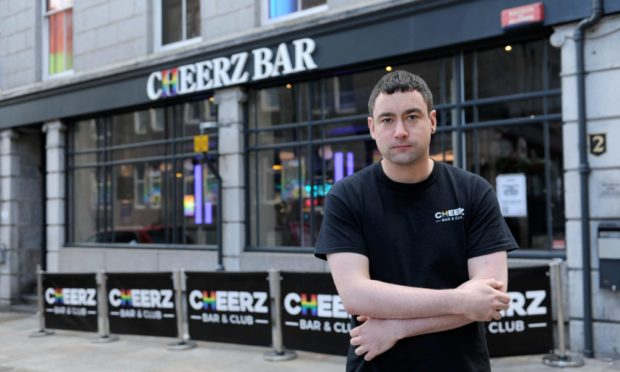 Cheerz Bar general manager George McKenzie pointed to the music ban as a major contributing factor to the Aberdeen venue's prolonged closure.