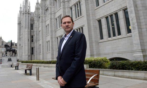 Aberdeen councils funds