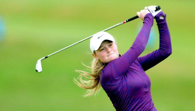 Aboyne golfer Shannon McWilliam.