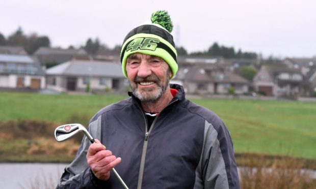 Peterhead Golf Club member Bob Bowman made his 23rd hole-in-one on Wednesday.